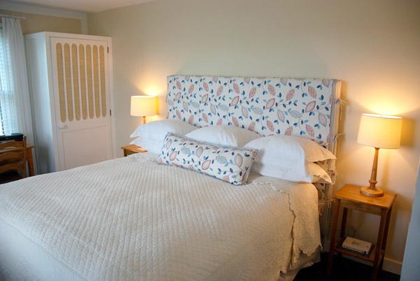 Our bedroom at Weekapaug Inn