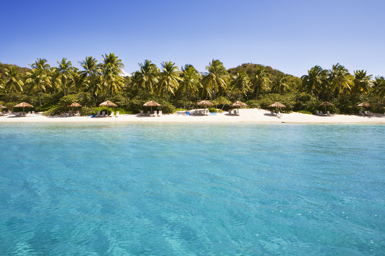 10 Favorite Caribbean Beaches