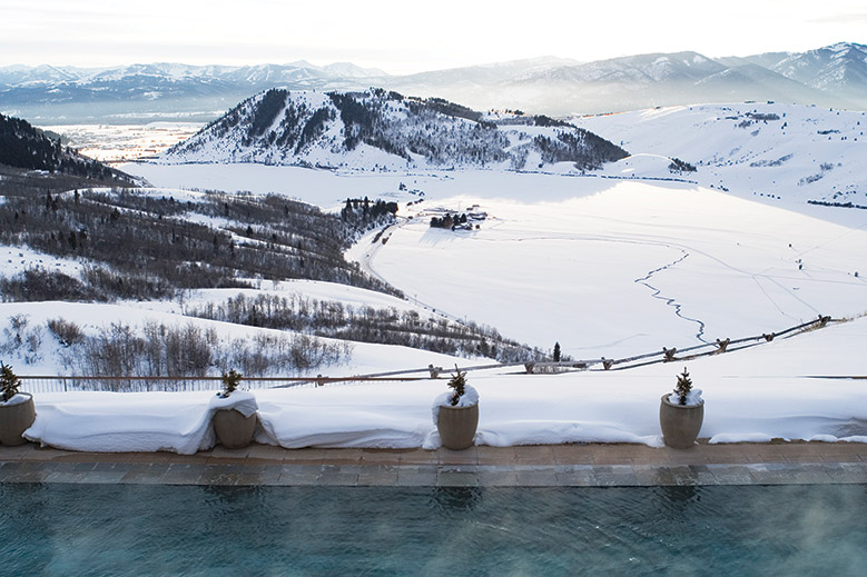Seven Idyllic U.S. Snowy Escapes