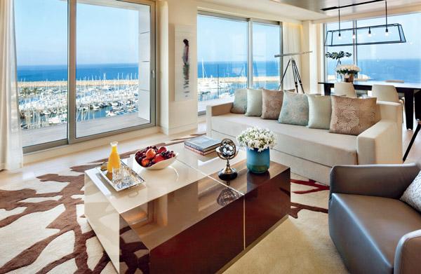 Suite at The Ritz-Carlton, Herzliya