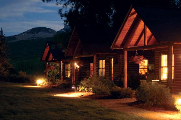 Smith Fork Ranch, Crawford, Colorado