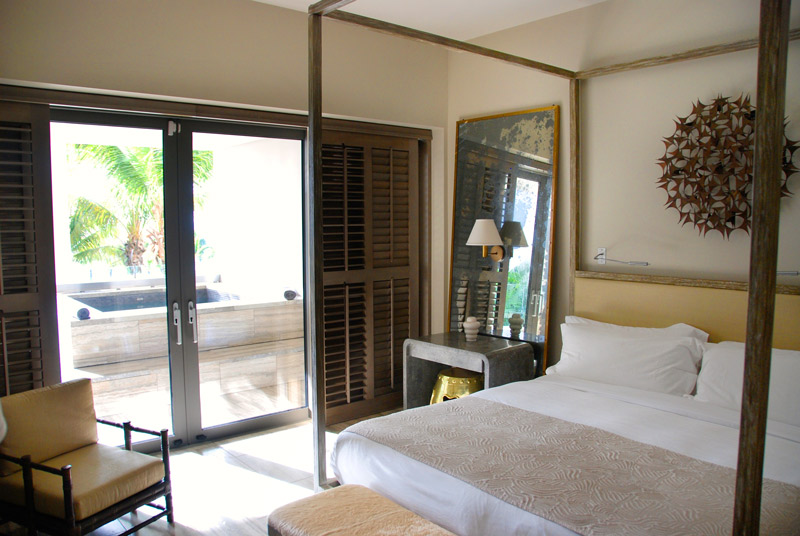 Our bedroom at Viceroy Anguilla