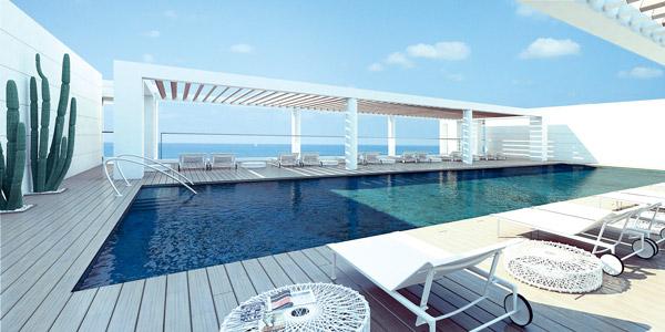 Pool at The Ritz-Carlton, Herzliya