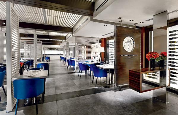 Herbert Samuel Restaurant at The Ritz-Carlton, Herzliya