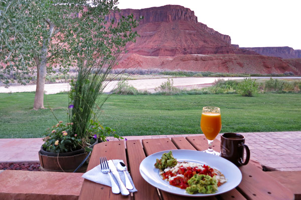 Sorrel River Ranch, Moab, Utah