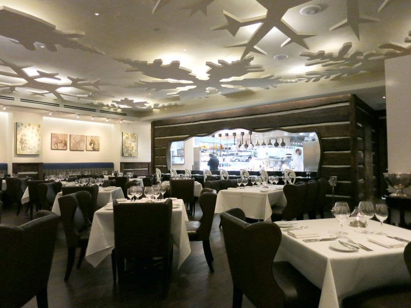 Chef's Club by FOOD & Wine at The St. Regis Aspen