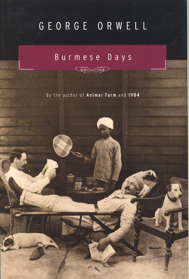 """Burmese Days,"" by George Orwell"