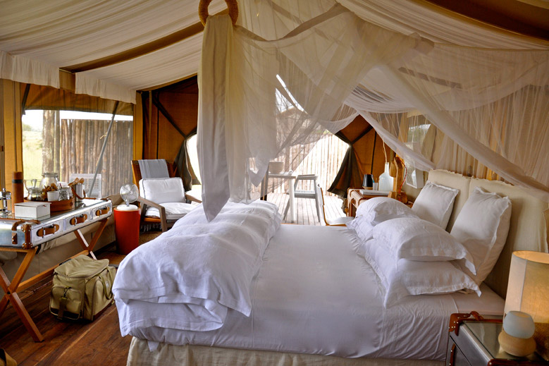 Serengeti Camps and Lodges