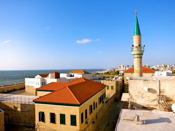 View of Acre - Photo by Hideaway Report editor