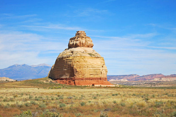 Church Rock, Utah - Photo by Hideaway Report editor