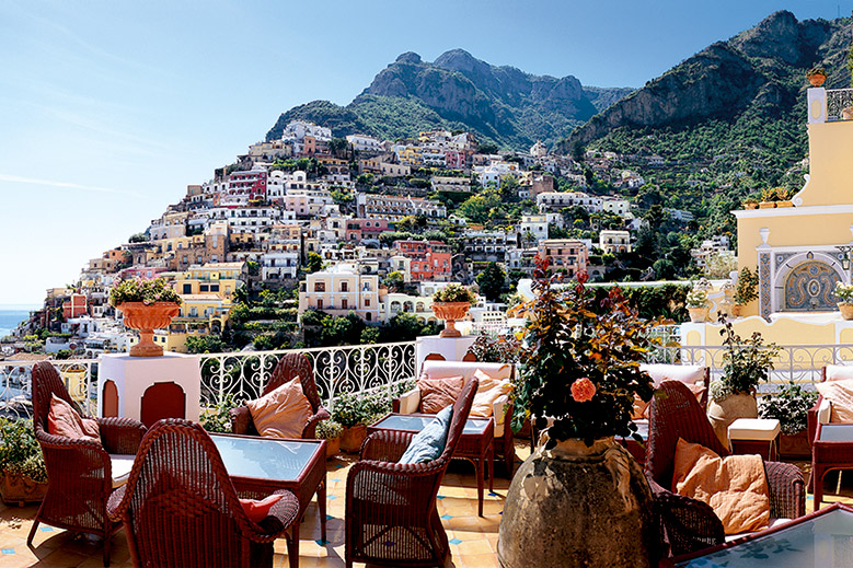 Luxury Hotels: The September 2012 Harper Travel Office Top 20