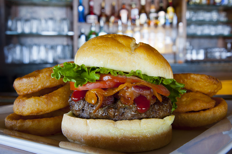Ryder Cup Bar Bagger Burger