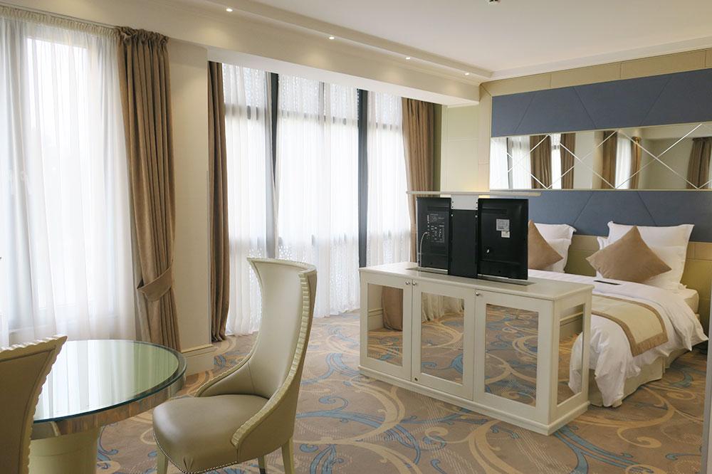 Our Ambassador Suite at the Ambassadori hotel