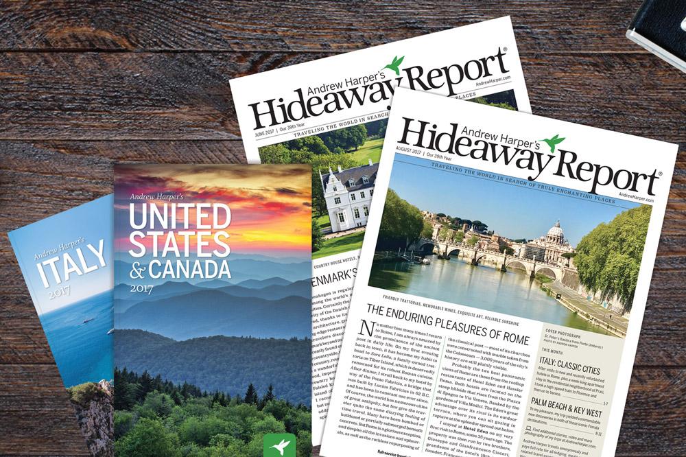 Hideaway Report membership publications