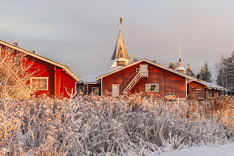 13 Festive Places to Spend the Holidays
