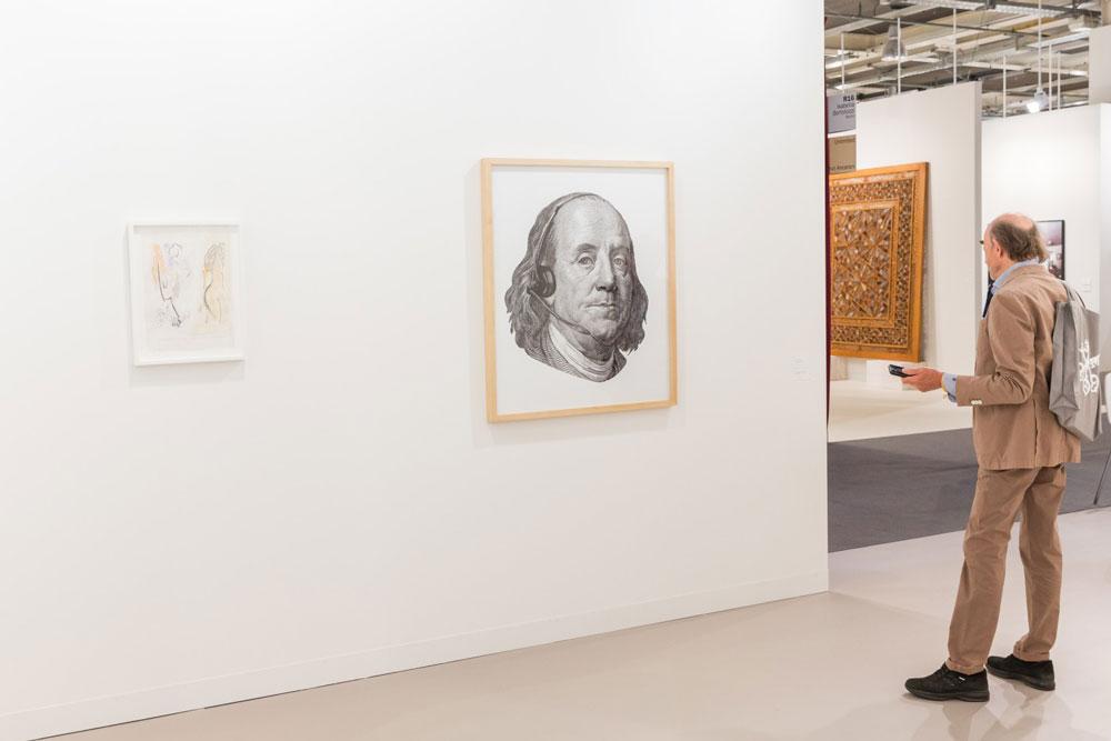 Andrew Kreps Gallery at Art Basel 2017