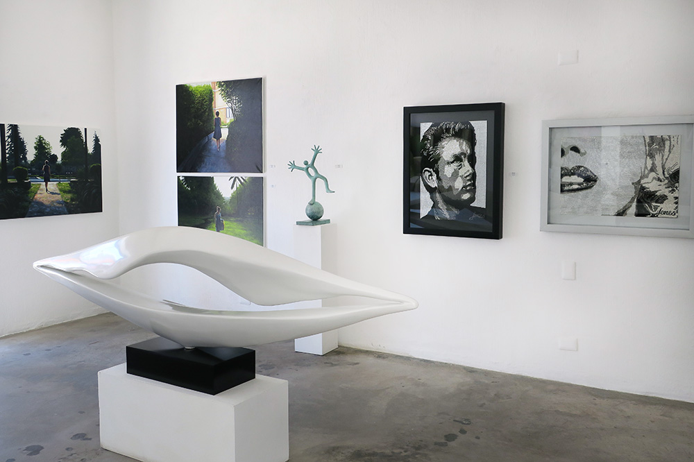 Artworks at the Galería Corsica de Arte