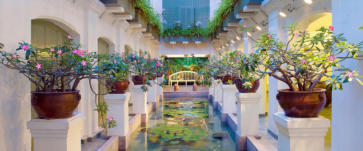 Most Indulgent Hotel Spa   Members' Choice 2018   Hideaway