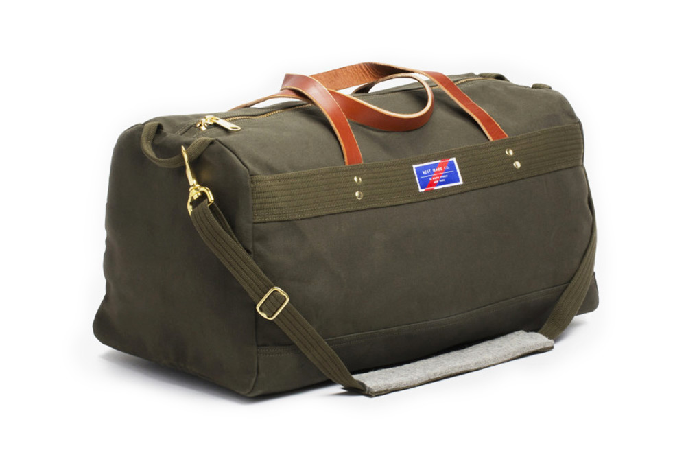 Best Made Company Bonded Duffle