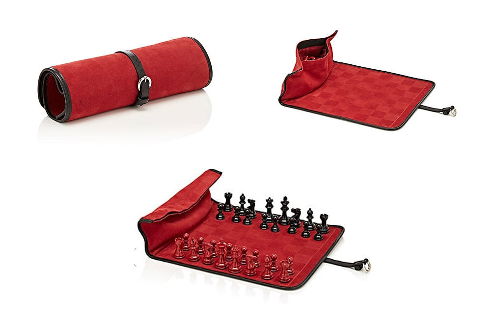 Hector Saxe handcrafted chess set
