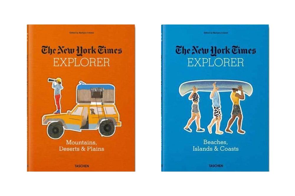 """""""Explorer"""" books from <em>The New York Times</em>"""