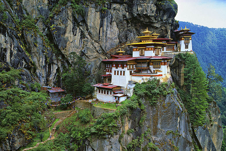 The Inspiring Sacred Spaces of Bhutan, France and New Mexico