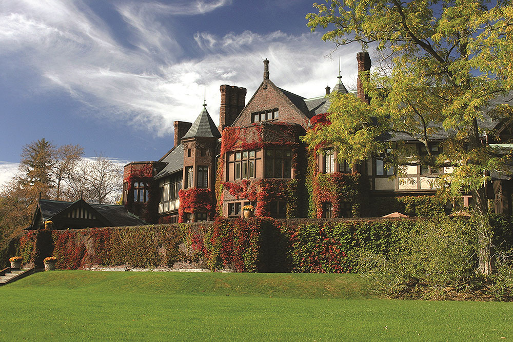 Blantyre mansion