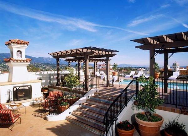 Santa Barbara Hotels >> The Canary Hotel Santa Barbara