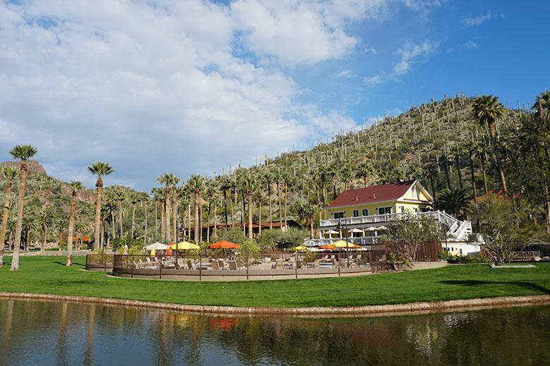 Arizonas Award-Winning Historic Resort - Castle Hot