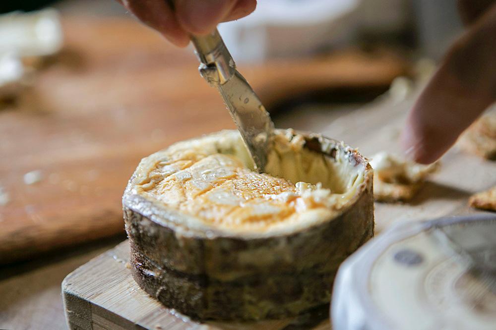 Cheese from Sheridans Cheesemongers in Dublin