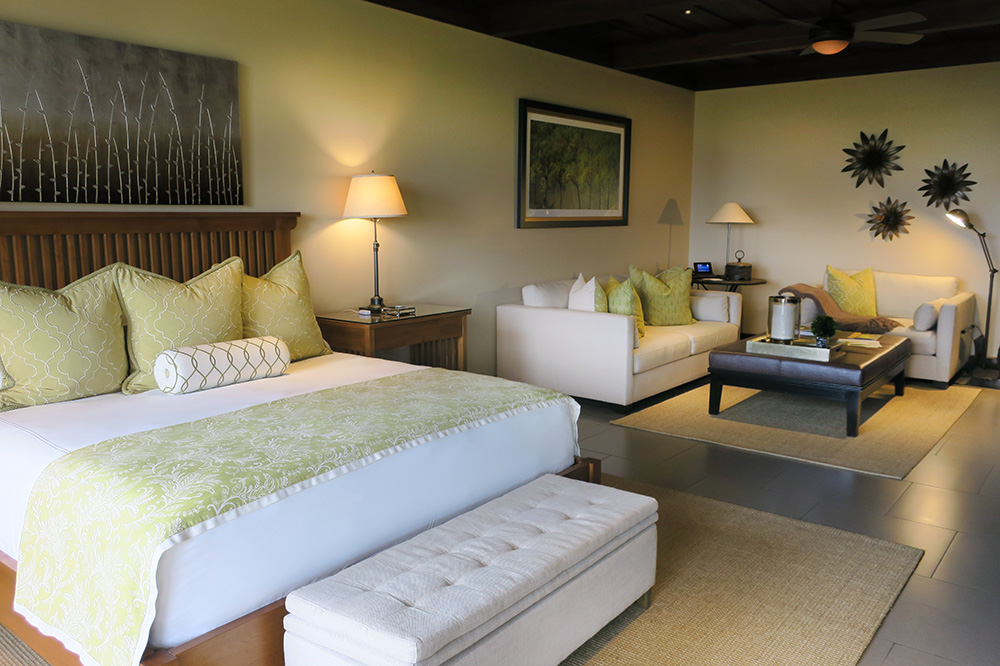 Our Deluxe King Suite at Hacienda AltaGracia
