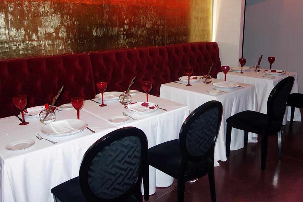 Dulce Patria, a restaurant at Las Alcobas