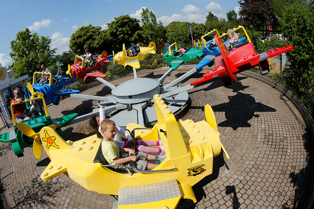 DUPLO Express at Legoland Billund in Billund, Denmark - Legoland®