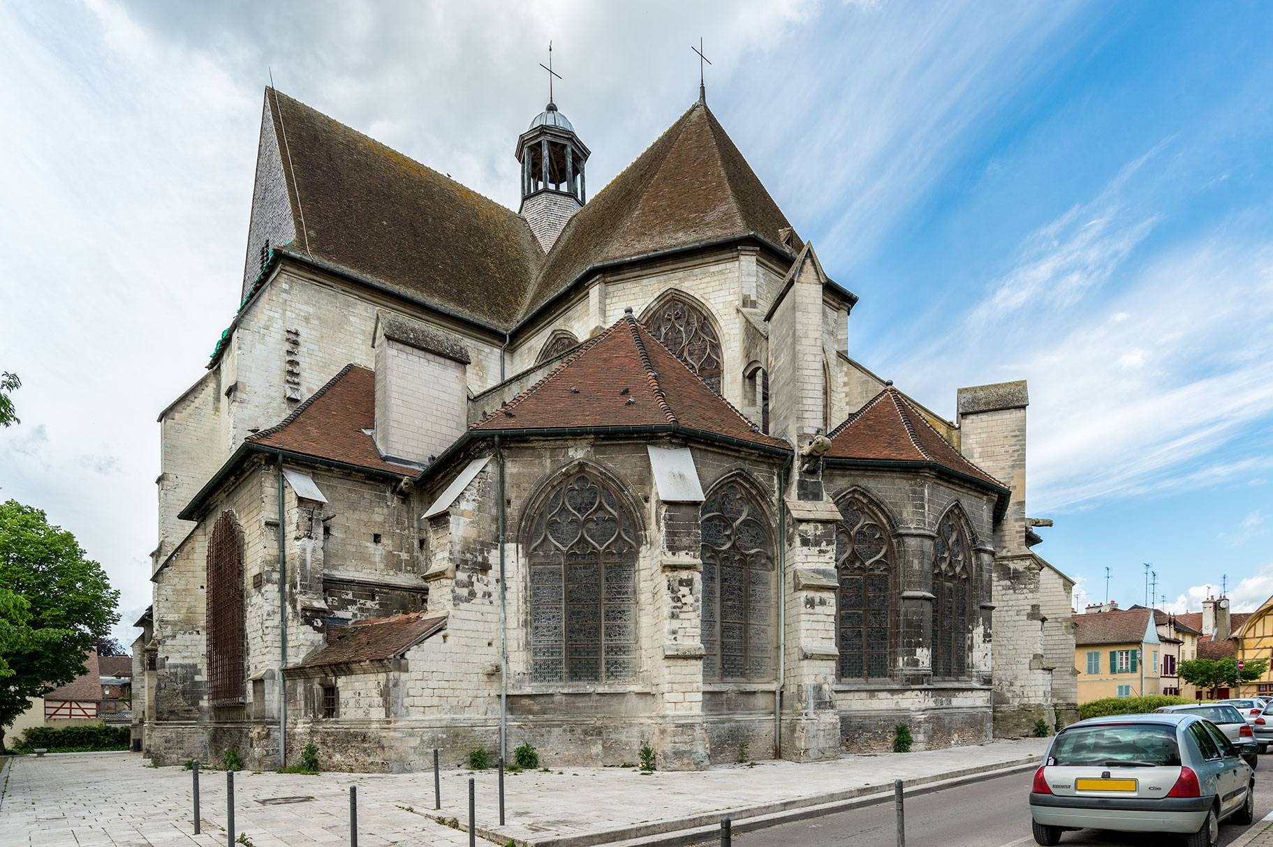 East view of the Église Saint-Nizier in Troyes, France - Daniel Vorndran/Wikimedia