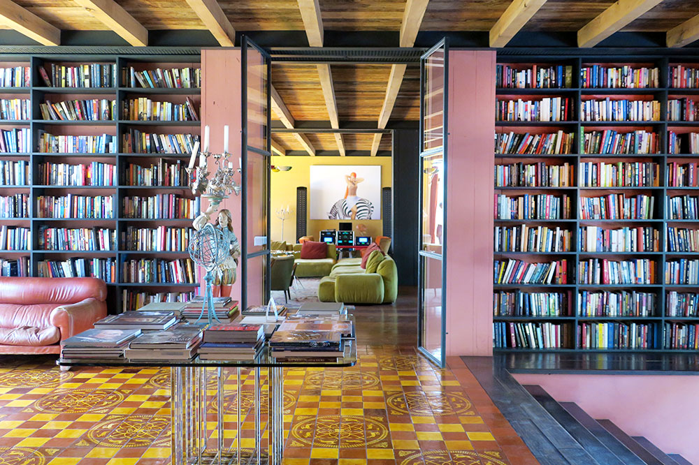 The entrance hall at Rooms Hotel Tbilisi