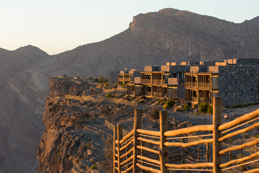 Alila Jabal Akhdar, Nizwa, Oman - Alila Hotels and Resorts