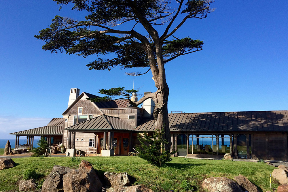 The Inn at Newport Ranch - Photo by Hideaway Report editor