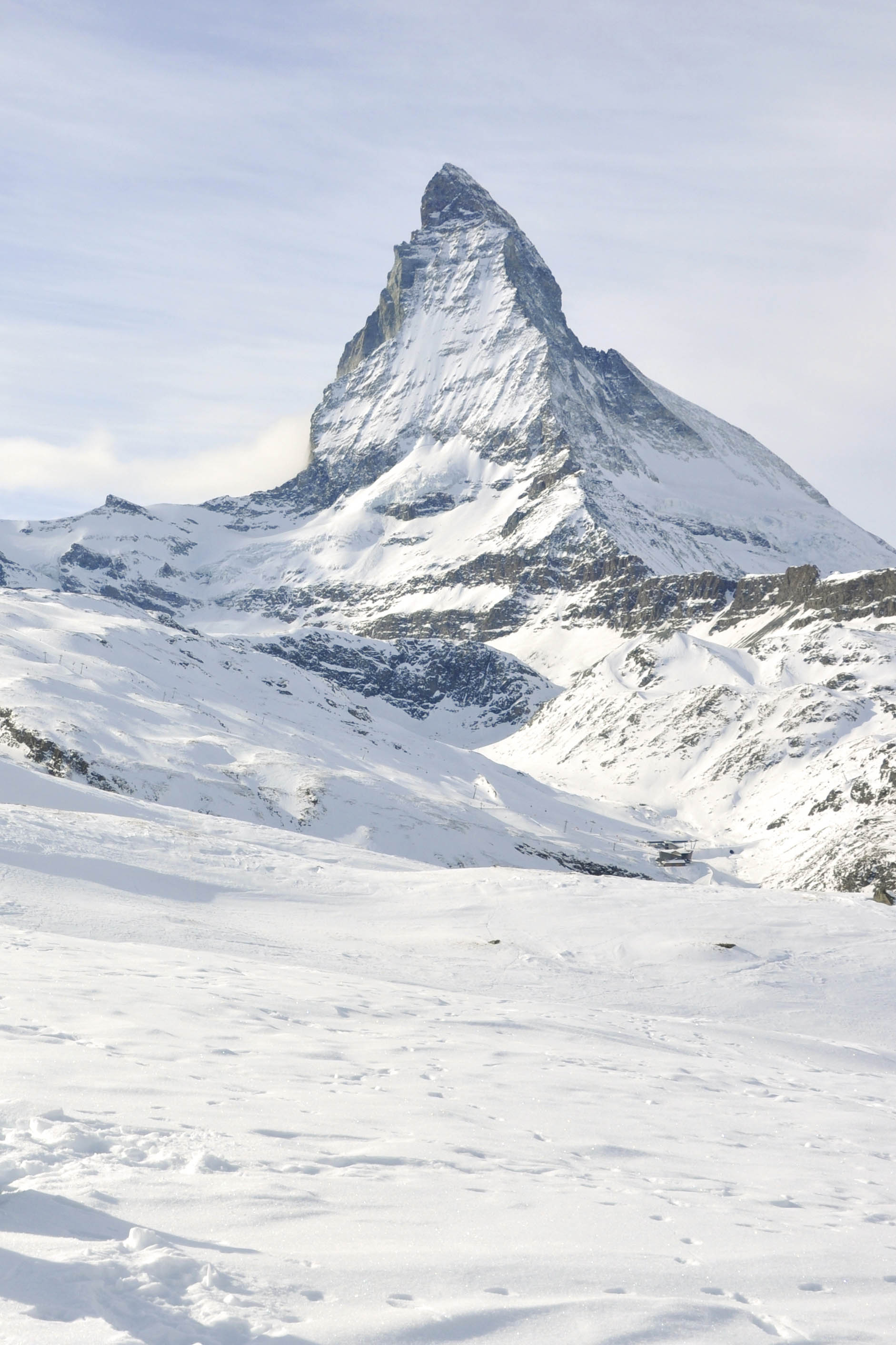 The Matterhorn, Switzerland.