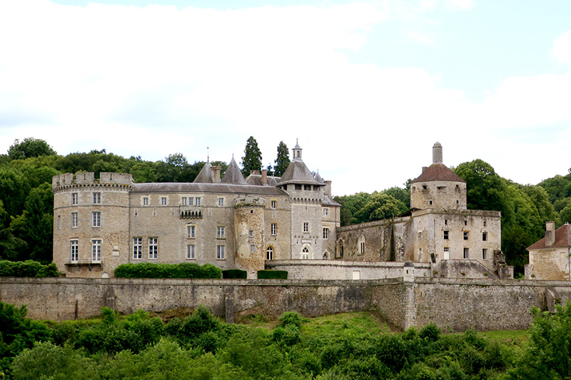 Château de Chastellux - Photo by Hideaway Report editor