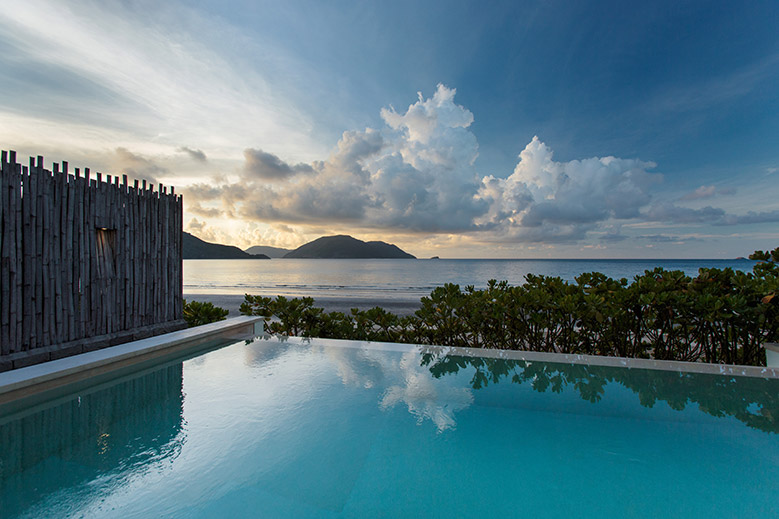2013 Grand Awards: Best Beach - Six Senses Con Dao, Vietnam
