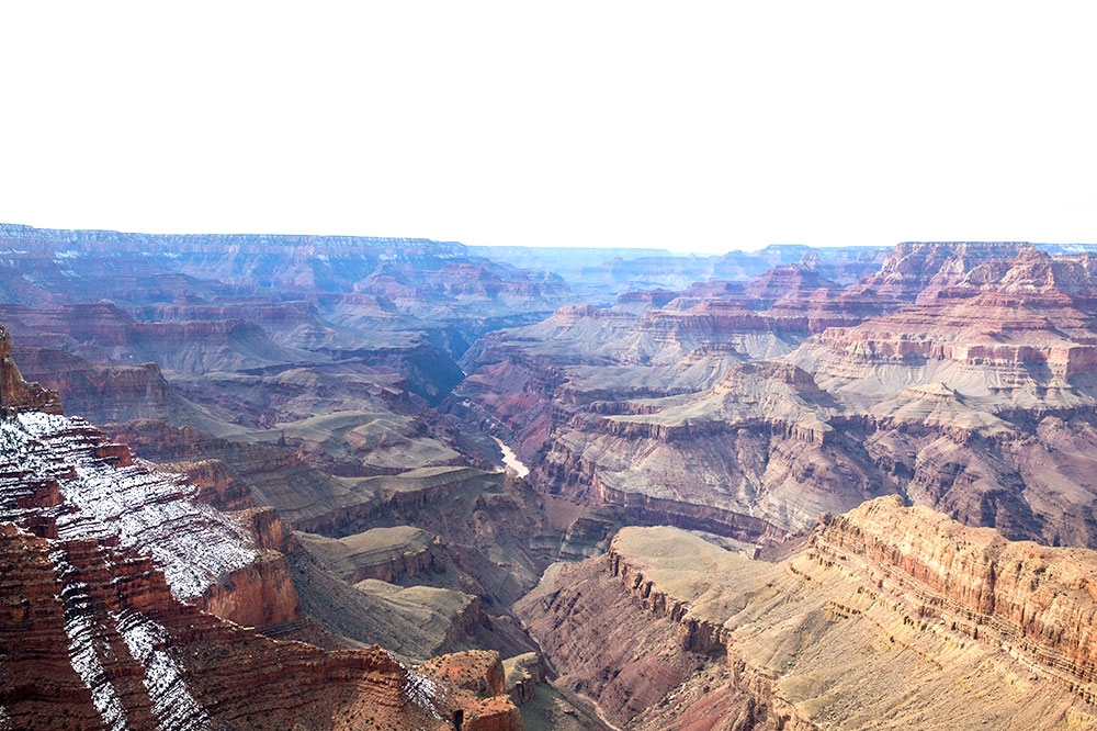 The Grand Canyon in Arizona - Photo by Hideaway Report editor