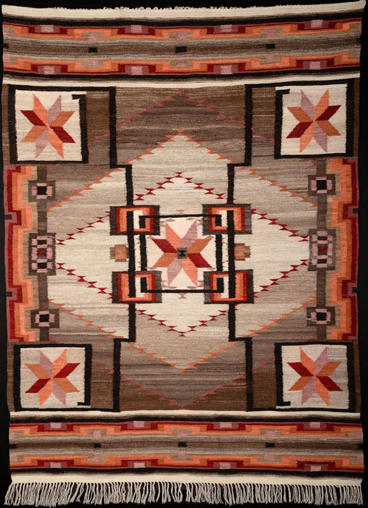 Hideaway Report Holiday Gift Guide Chimayó blanket