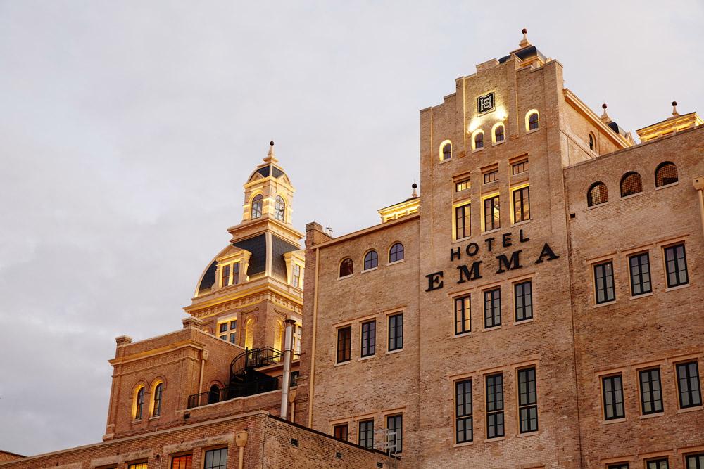 Exterior View of Hotel Emma, San Antonio, Texas
