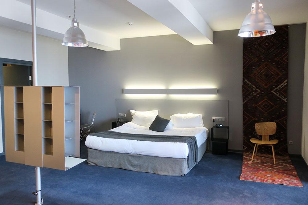 Our King Erekle Suite at Hotel Kabadoni