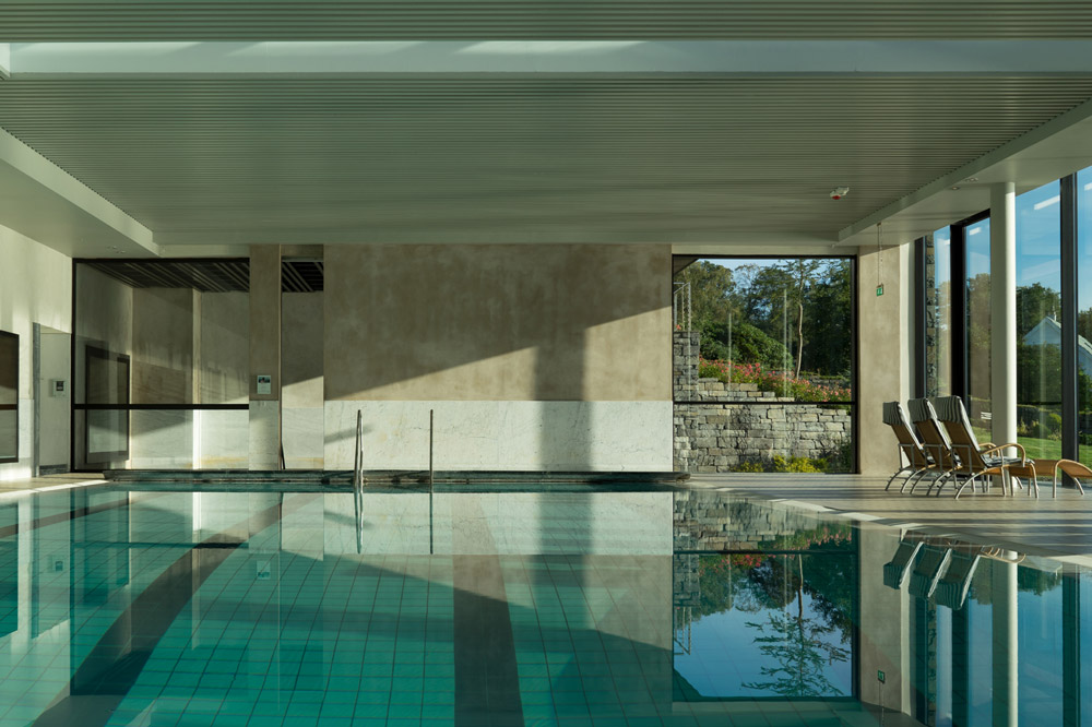Solstrand Hotel indoor pool - © Robert Dalen