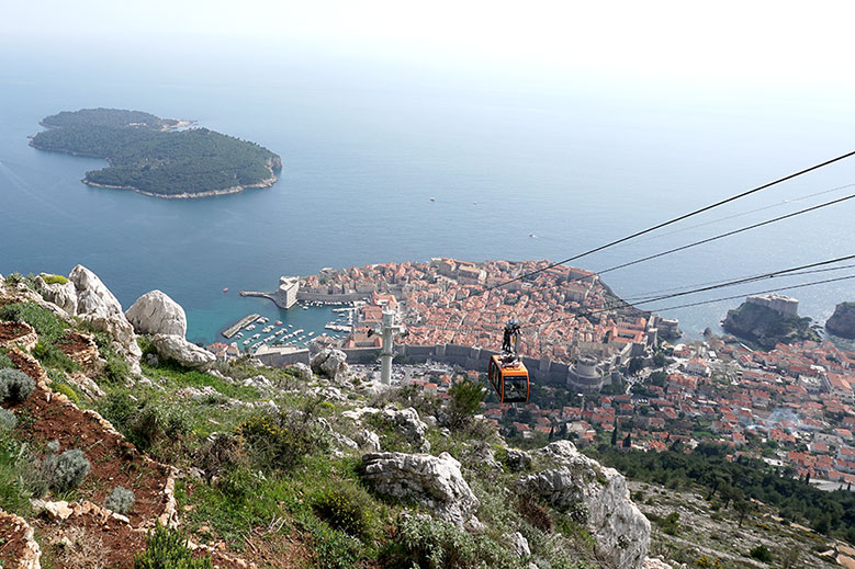 An Exhilarating Afternoon Above Dubrovnik