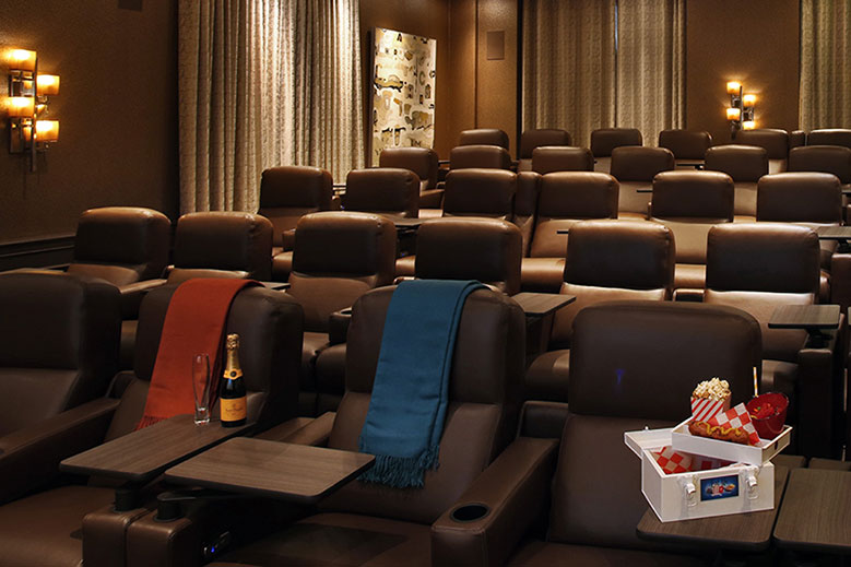 9 Hotels With Secret Cinemas