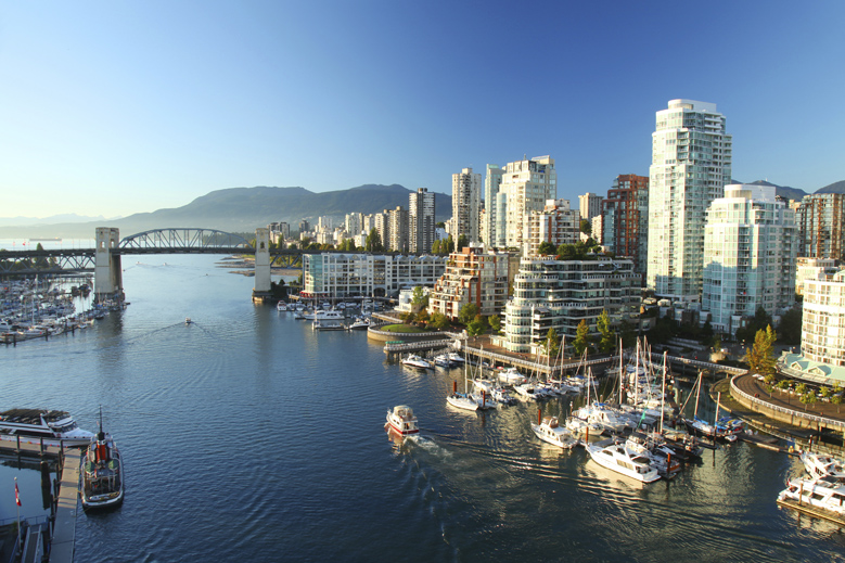 Ports of Call: Vancouver, British Columbia