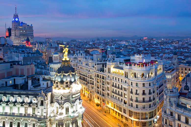 Madrid on the Upswing