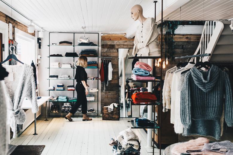 Shopping in the Faroe Islands | Andrew Harper
